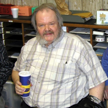 Jack Chalker photo from 2003