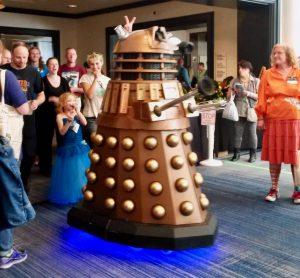 Hall Costume - Dalek