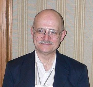 Photo of Vernor Vinge: 2020 Heinlein Award