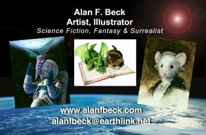 Alan F. Beck: Artist, Illustrator