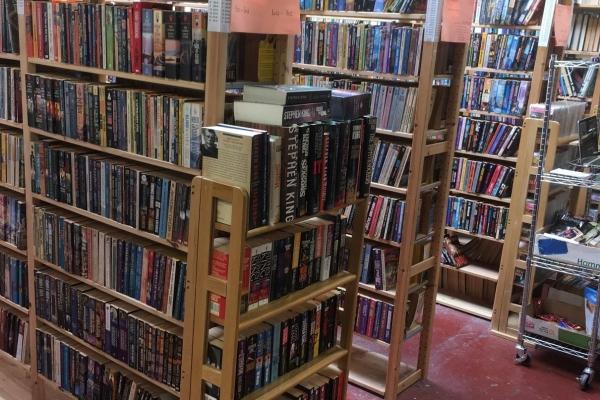 Dealer: Art Vaughn's Used Books