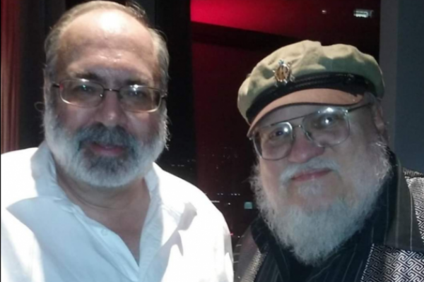 Dealer: Bayside Books Time and George RR Martin