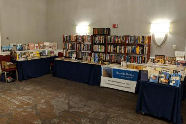 Dealer: Bayside Books booth