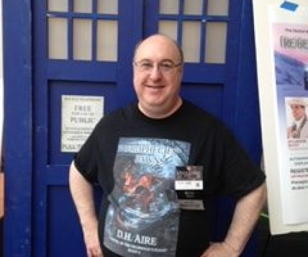 D.H. Aire and the Tardis