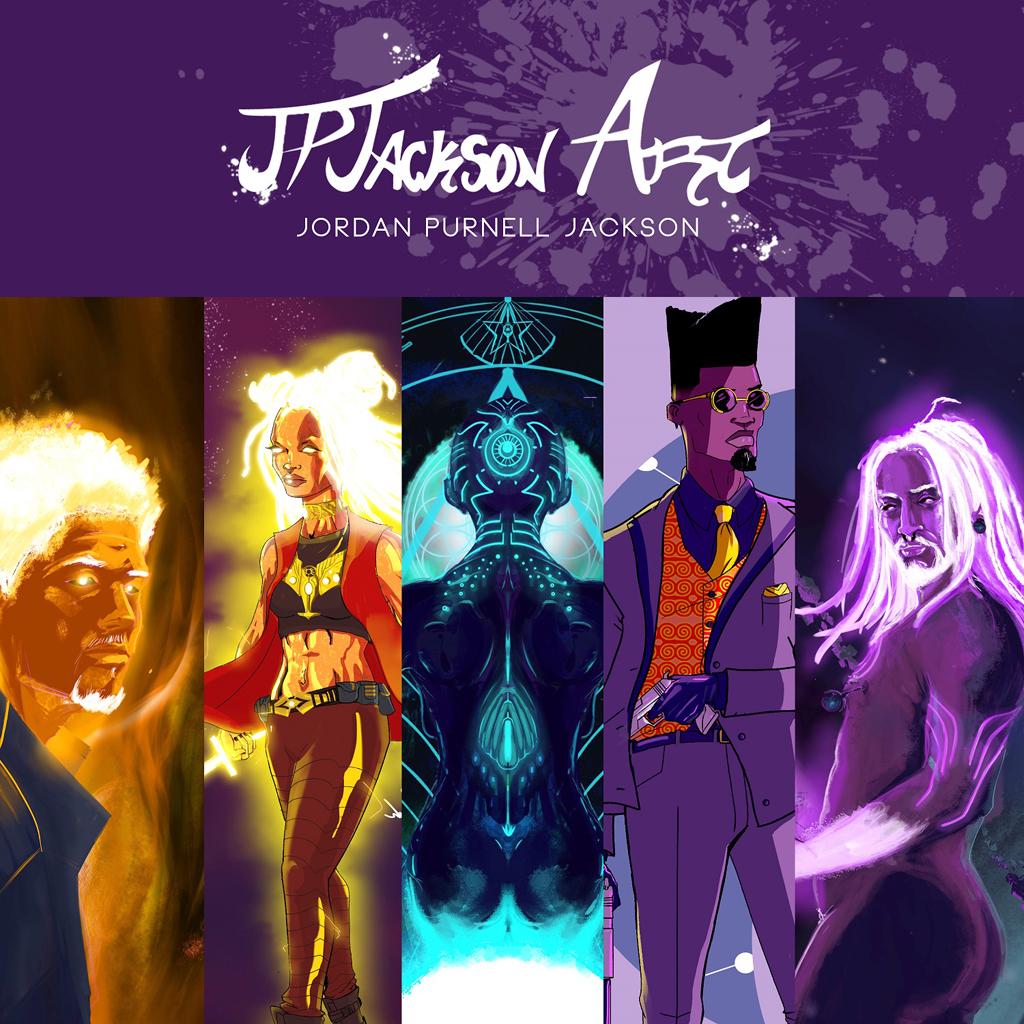 JP Jackson Art