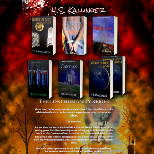 Dealer: Books by H.S. Kallinger