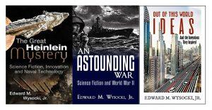 Dealer Ed Wysocki - 3 book covers
