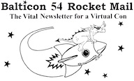 Rocket Mail newsletter logo