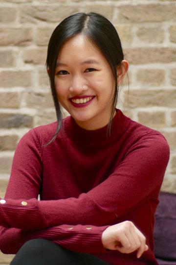 RF Kuang author photo