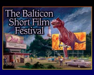 Balticon Short Film Festival: T Rex at drive in theater