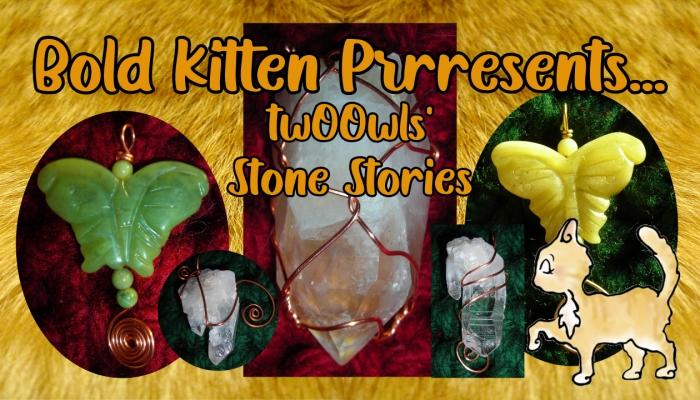 05 – BKtwOOwls'StoneStories – Barbara 'Birdy' & Mike Cox-Diamond