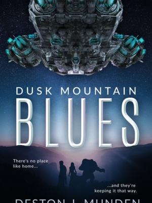 Dusk Mountain Blues Cover – Deston Munden