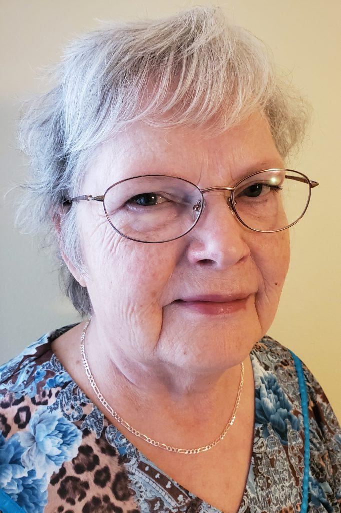 Nancy Springer headshot photo